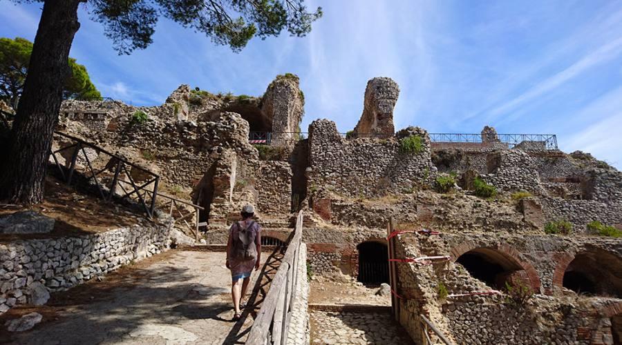 Antica villa di Capri