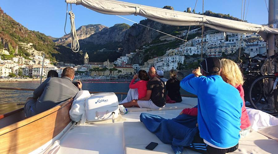 Navigazione in gruppo Amalfi