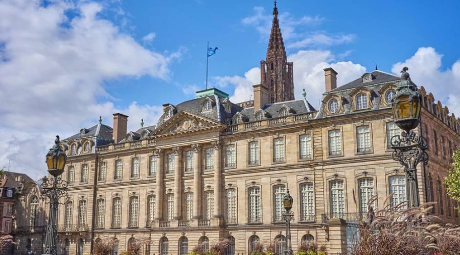 Palais Rohan - Strasburgo