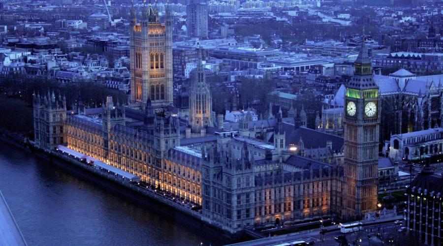 Tamigi Westminster