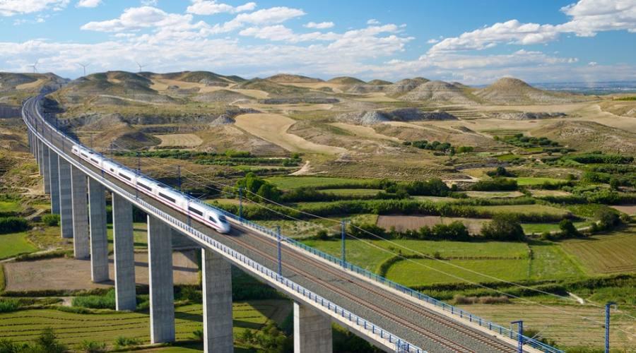 Viaggiare in treno in Spagna