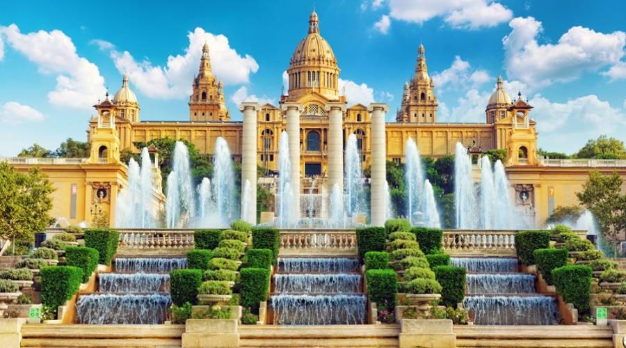 Il Museo nazionale d'arte della Catalogna - Barcellona