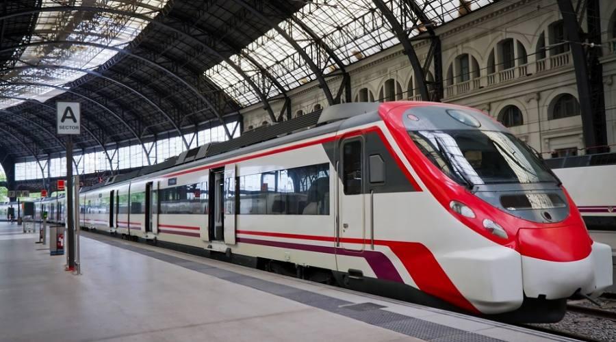 Stazione treni Barcellona