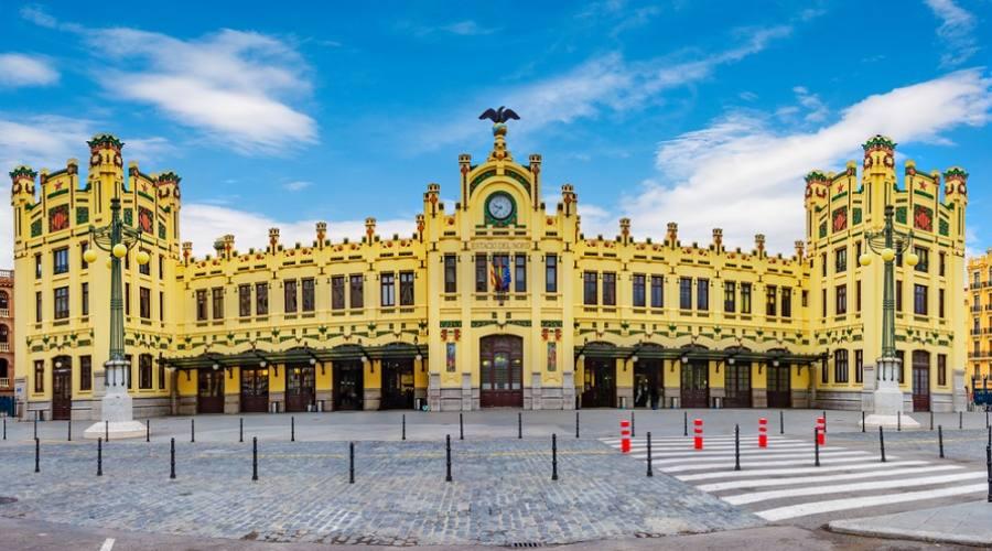 Stazione centrale Valencia