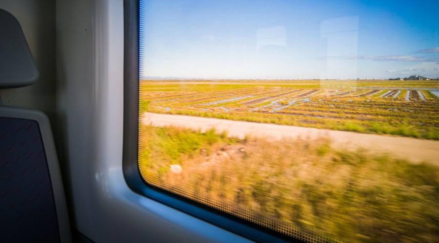 Treno Spagna