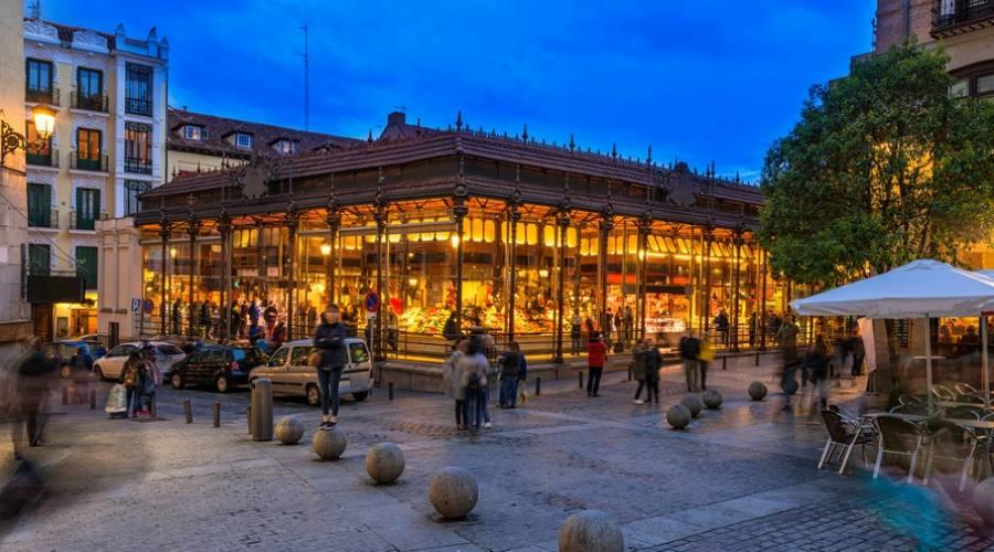 Mercato di San Miguel - Madrid