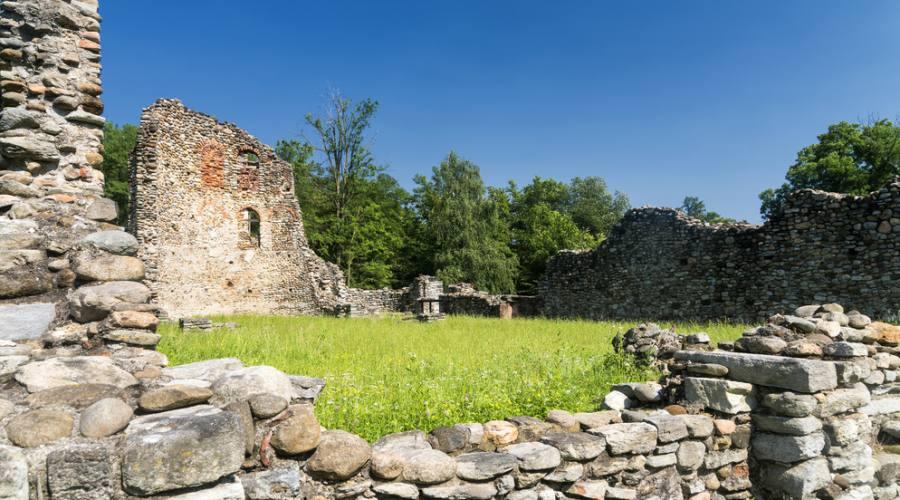 Area archeologica, Castelseprio