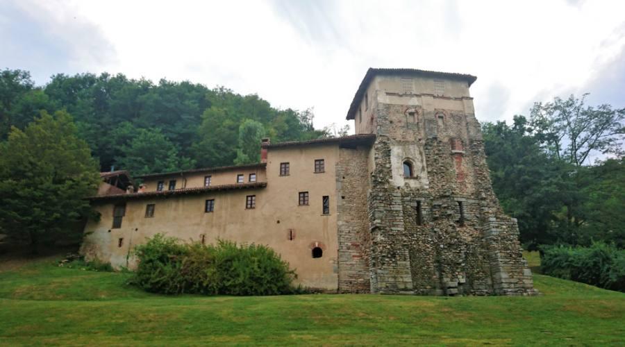 Area del Seprio, Monastero di Torba
