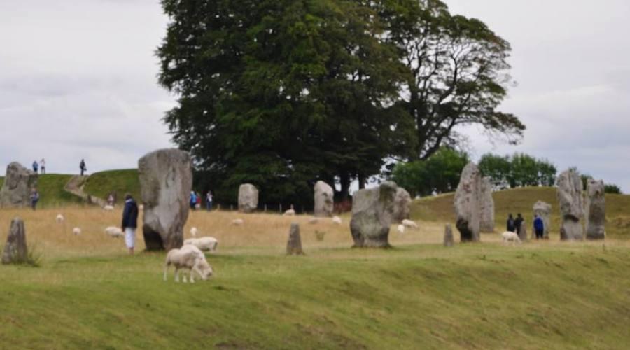 Avebury monoliti di 5000 anni.