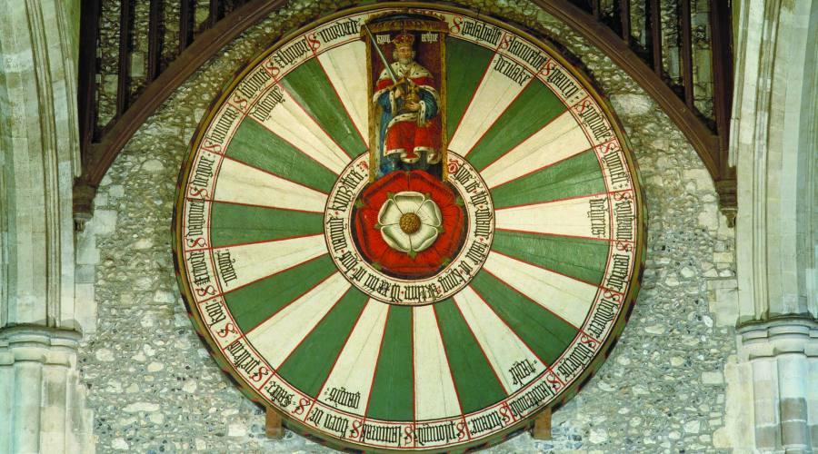 Winchester la mitica tavola rotonda