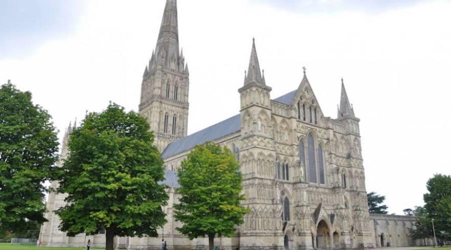 La cattedrale di Winchester