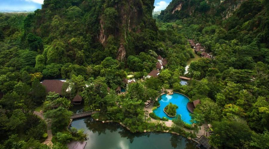 paesaggio malesia