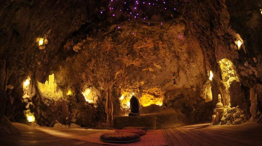 grotta meditazione