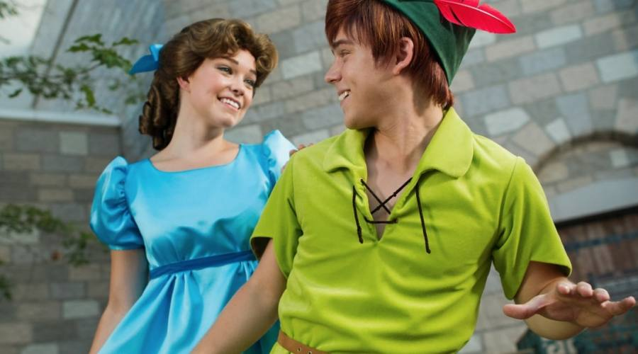 PEter Pan e Wendy