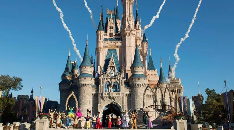 Walt Disney's World Resort ti apsetta