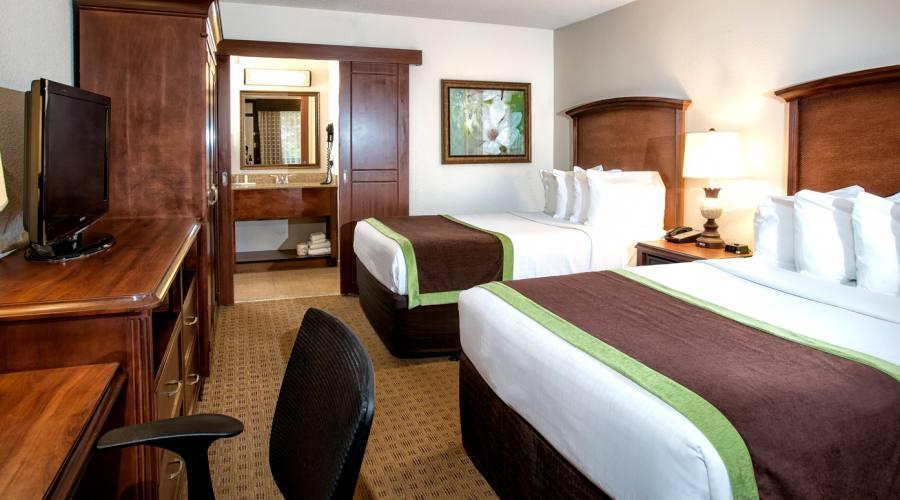 Clarion Lake Buena Vista 3 stelle - Le camere
