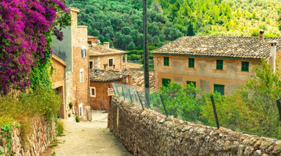 Antico villaggio