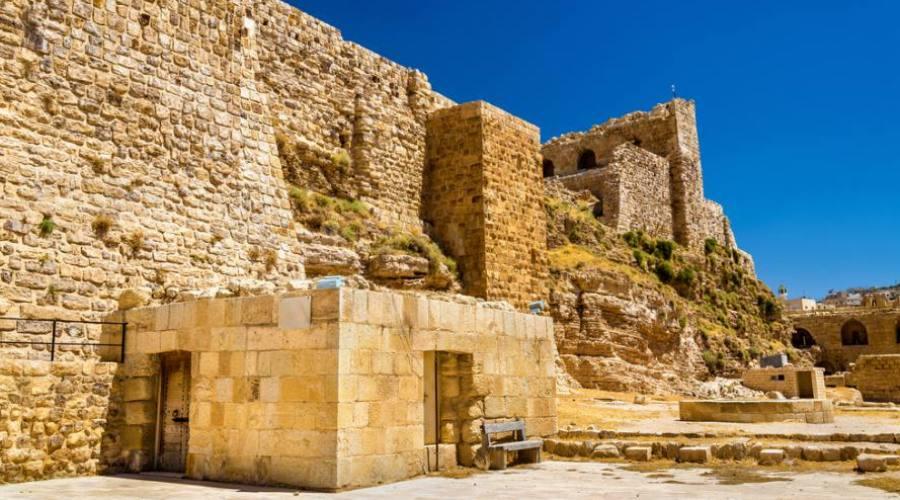 Kerak, castello medioevale