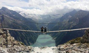 Hintertux: wellness trekking e bici