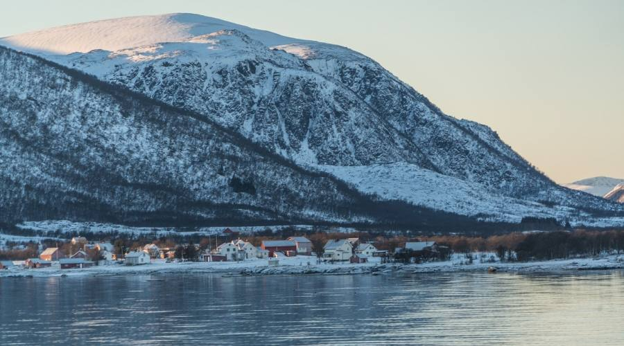 Paesaggio sud Norvegia