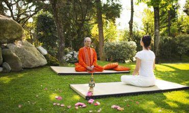 Yoga e relax nello scenario naturale delle Terme
