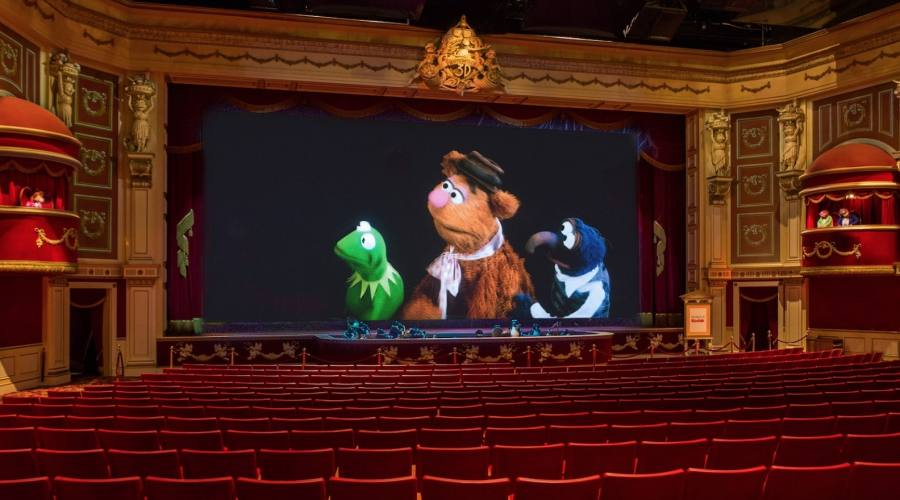 Muppet Vision in 3D