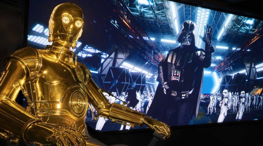 Il mito di Star Wars prende vita!