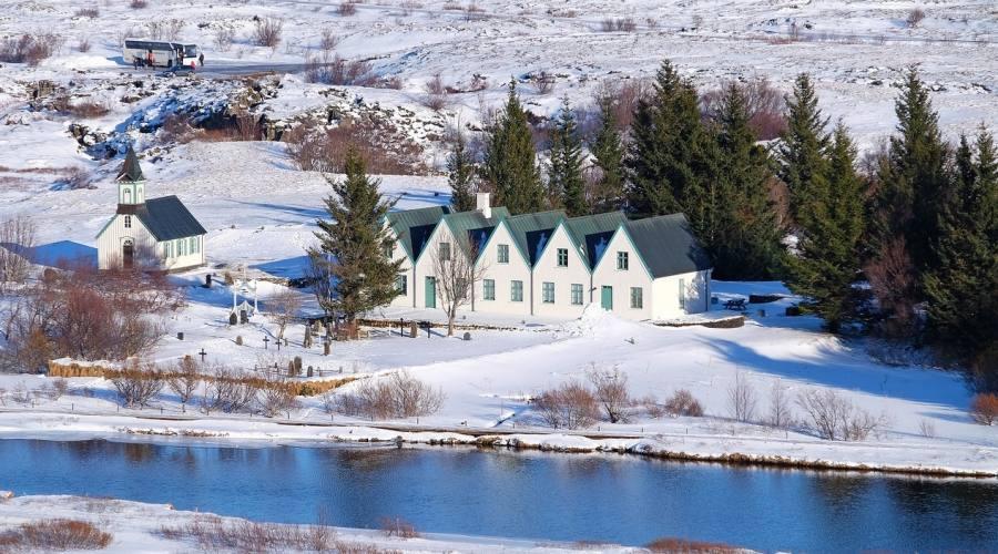 Thingvelllir Parco - Islanda