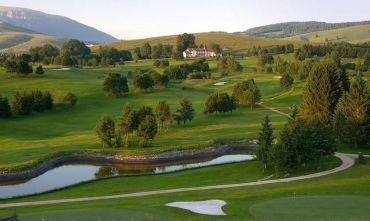 Hotel 4 stelle di fronte al Golf Club Asiago
