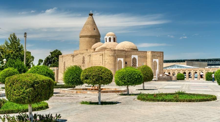 Chashma-Ayub, Mausoleum in Bukhara - Uzbekistan