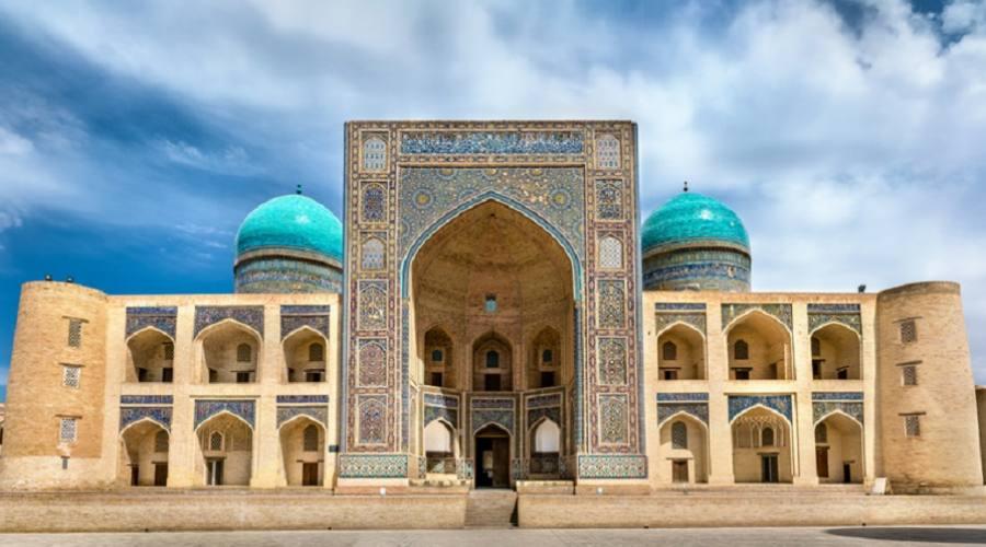 Madrassa Mir-e-Arab, Bukhara - Uzbekistan