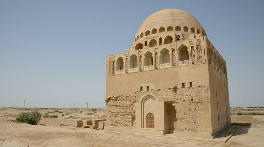 Sultan Sanjar Mausoleum - Merv