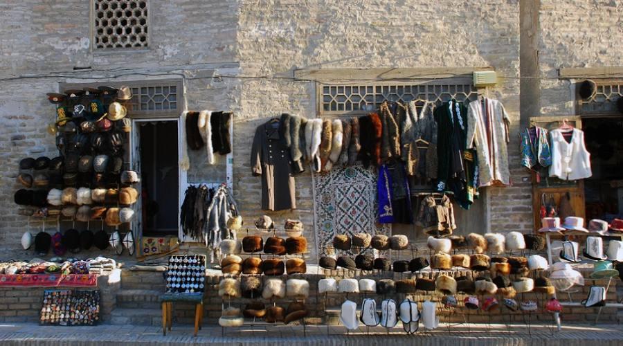 Merci locali - Bukhara