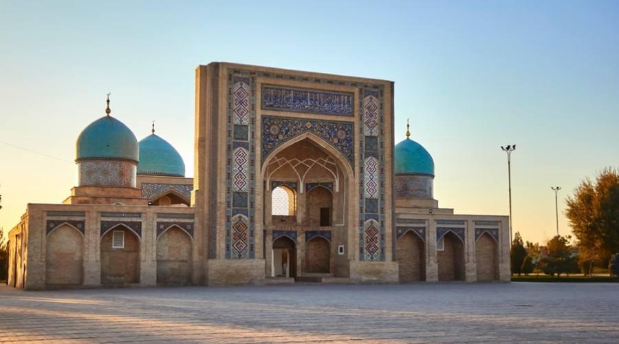 Complesso Hazrati Imam - Tashkent