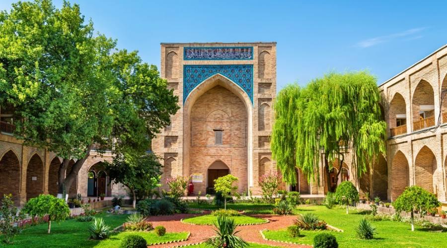 Kukeldash Madrasah - Tashkent