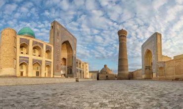 La Via della Seta a bordo del treno Orient Silk Road Express