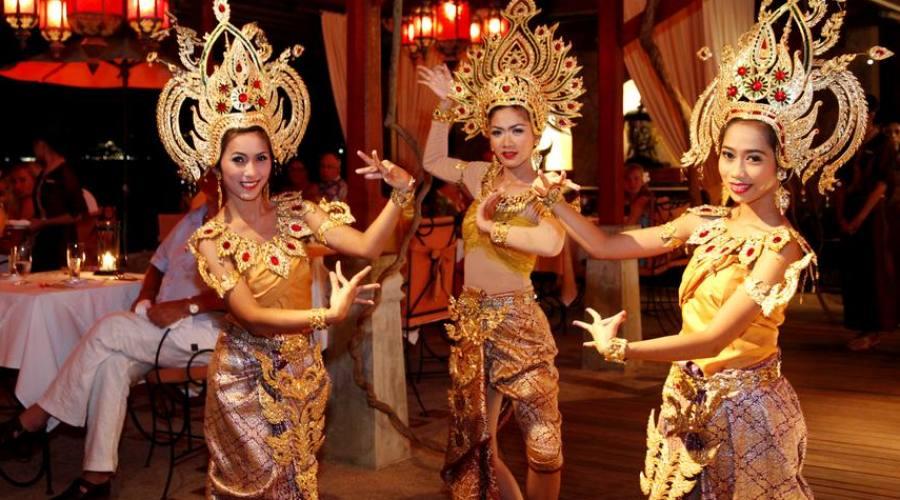danze thailandesi
