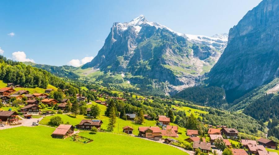 Villaggio Grindelwald