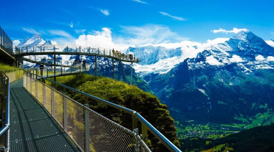 Osservatorio del First - Grindelwald