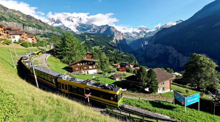 Jungfrau Travel Pass