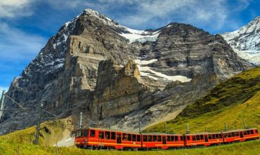 Speciale weekend in treno sulle montagne svizzere con lo Jungfrau Travel Pass