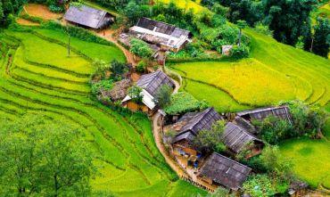 Da Sapa al Mekong con pernotto in giunca ad Halong - Tour a partenze garantite 12 giorni