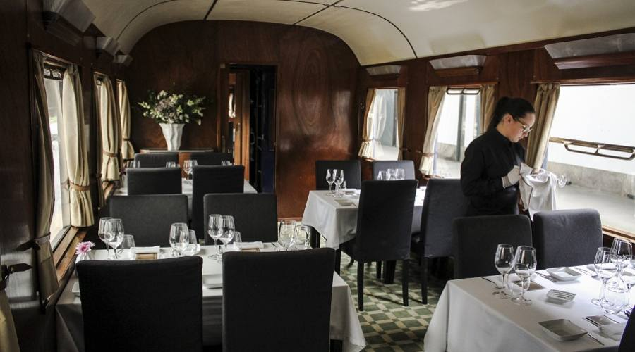 Carrozza ristorante - Presidential Train