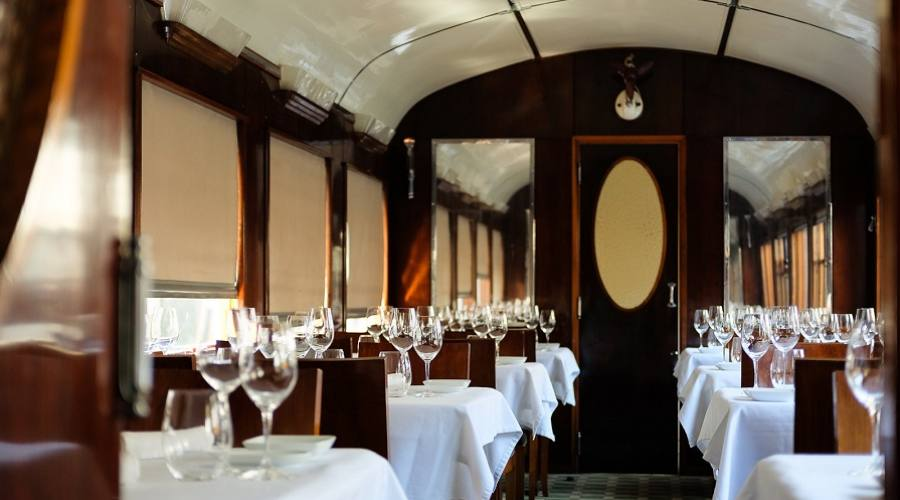 Ristorante - The Presidential Train