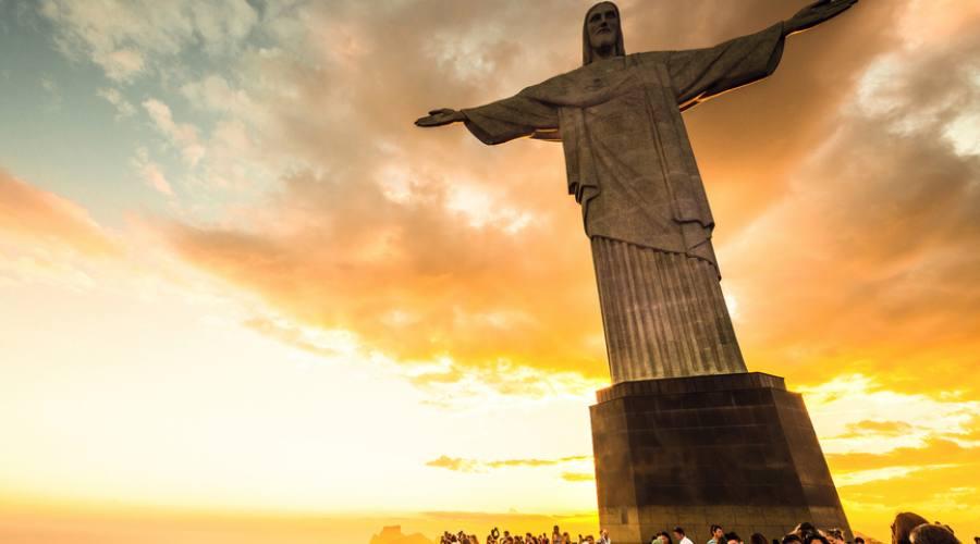 Viaggio fotografico di gruppo Rio: Cristo Redentore