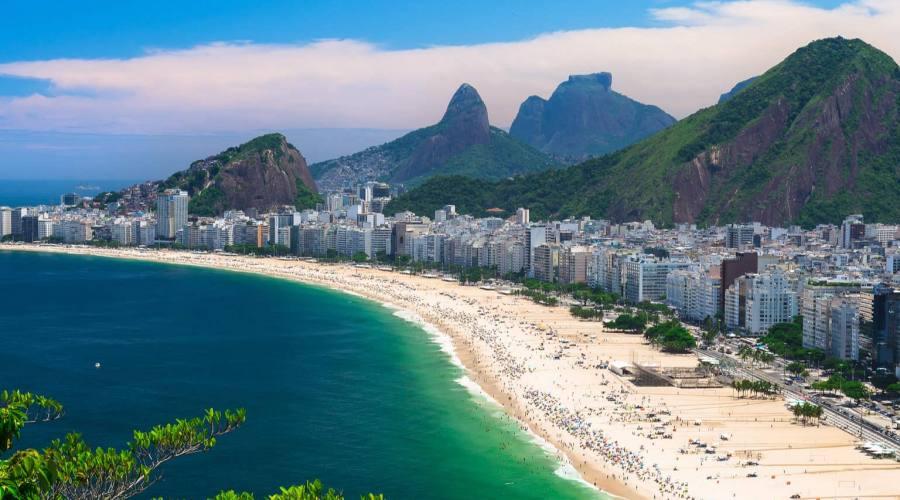 Viaggio fotografico di gruppo Rio: Copacabana al mattino