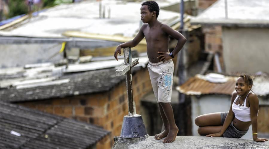 Viaggio fotografico di gruppo Rio: Meninhos in Favela