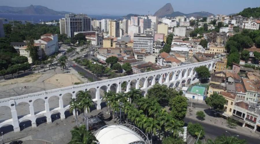 Viaggio fotografico di gruppo Rio: Arcos de Lapa