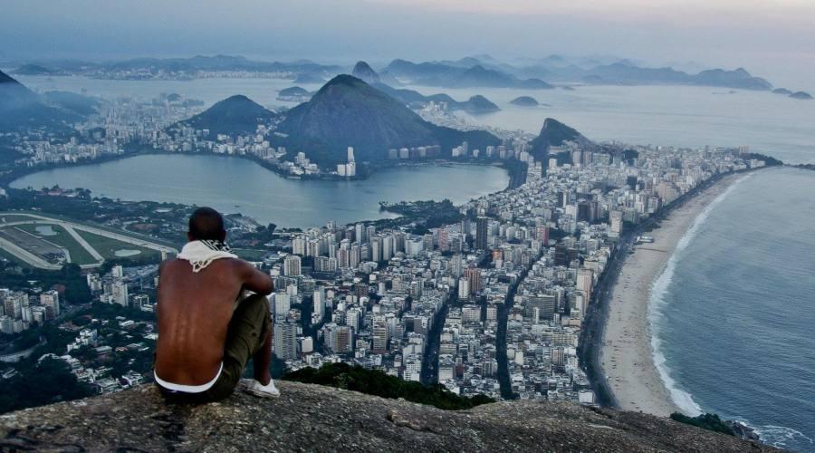 Viaggio fotografico di gruppo Rio: Rio vista dal Monte Sugarloaf
