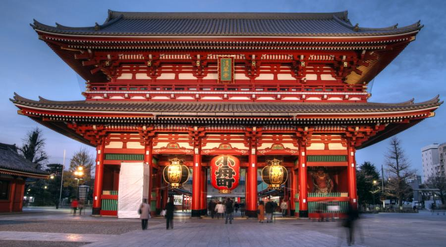 Tempio Sensoji - Tokyo